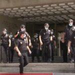 Retorno a la Escuela Nacional de Policía